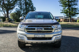 2017 Ford Everest UA Trend Suv Image 3