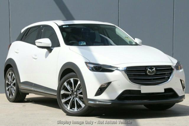 2021 Mazda CX-3 DK2W7A Akari SKYACTIV-Drive FWD Suv