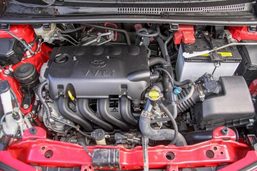 2013 Toyota Yaris NCP130R YR Hatchback Image 20