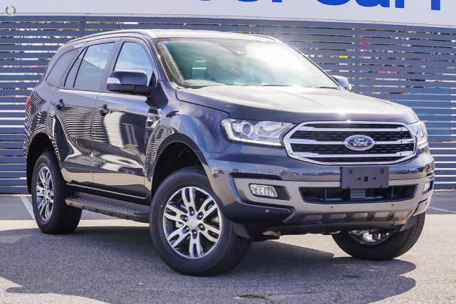 2018 MY19 Ford Everest UA Trend 4WD Ute
