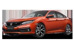 2020 Honda Civic 10th Gen RS Sedan