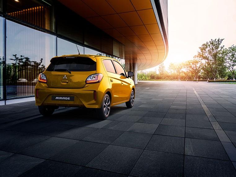 Outstanding fuel efficiency Image