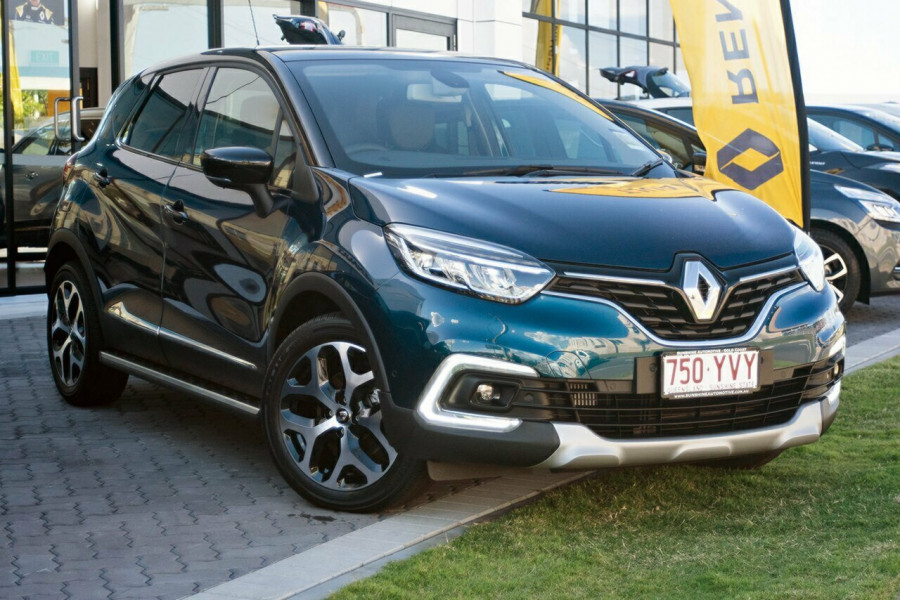 2019 Renault Captur J87 Intens Hatch