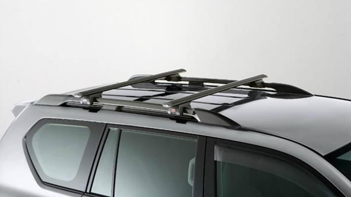 Aero Roof Rack (2 Bar Set) – Roof Rail Type