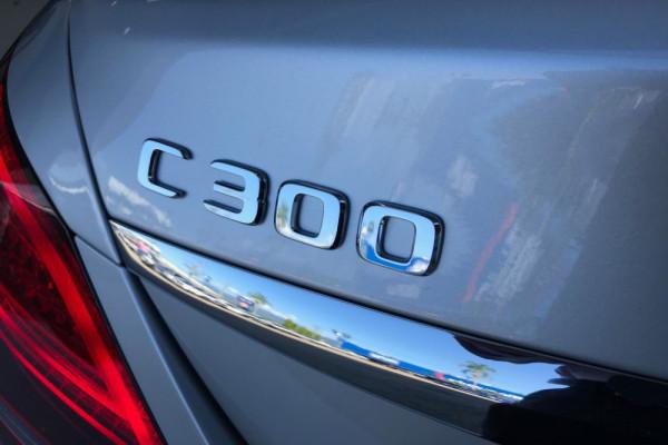 2019 Mercedes-Benz C-class W205 809MY C300 Sedan Image 4