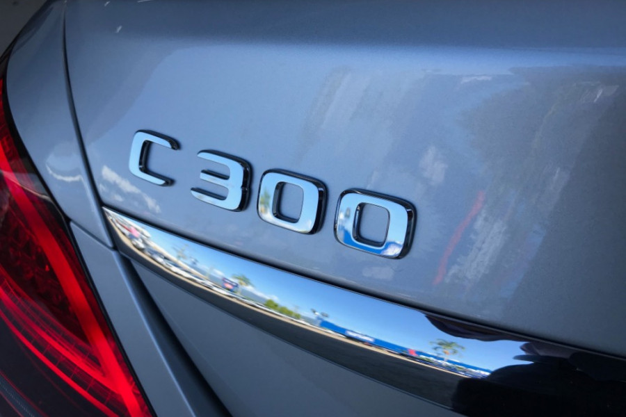 2019 Mercedes-Benz C-class W205 809MY C300 Sedan