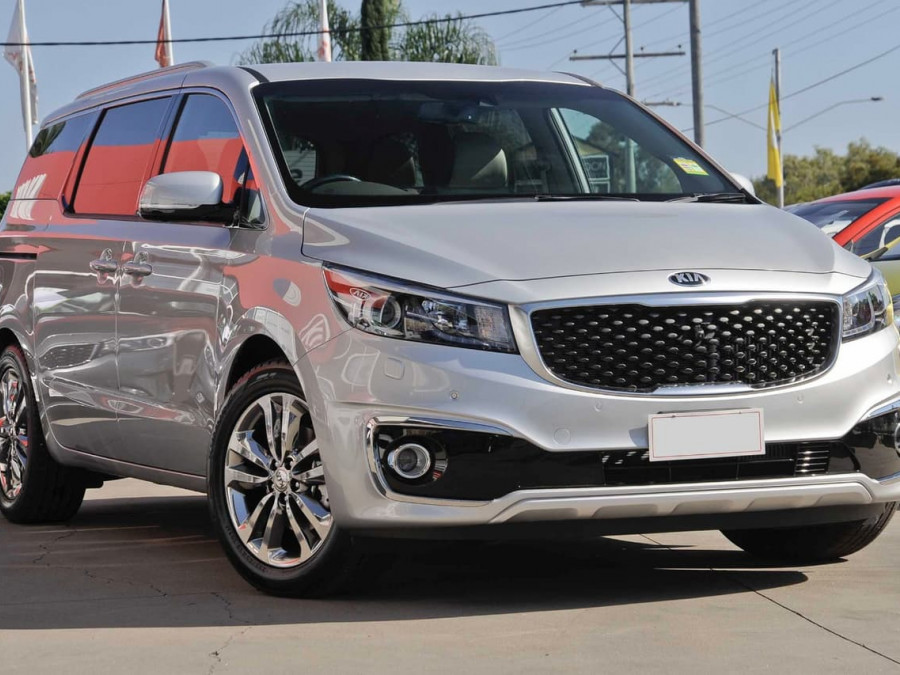 2018 Kia Carnival YP Platinum Wagon
