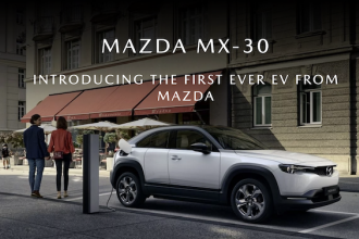 MAZDA MX-30: Introducing the first ever EV from Mazda