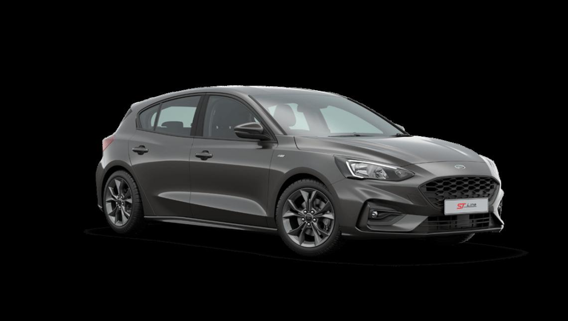 2019 MY20.25 Ford Focus SA ST-Line Hatch Hatchback Image 1