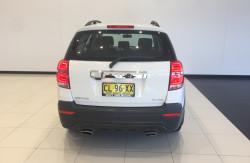 2015 Holden Captiva CG 7 Active 7 seat wagon Image 5