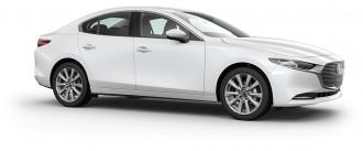 2021 Mazda 3 BP G20 Touring Sedan Sedan image 8