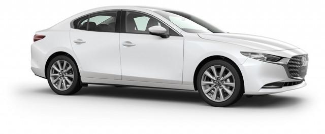 2021 Mazda 3 BP G20 Touring Sedan Sedan Mobile Image 8