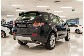 2016 MY17 Land Rover Discovery Sport L550  TD4 180 HSE Suv Image 5