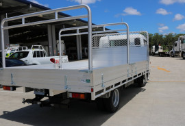 2018 Fuso Canter TRADIE SPECIAL INC FREE TOW BAR ALLOY TRAY 515 WIDE CAB Tray