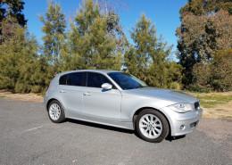 BMW 1 Series 118i E87