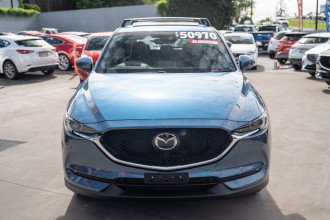 2020 Mazda CX-5 KF4WLA Akera Suv Image 4
