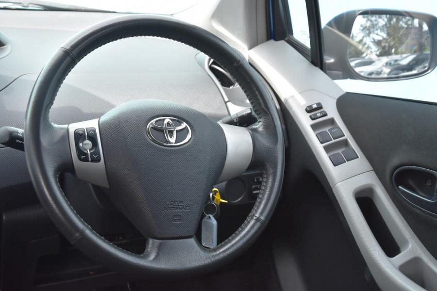 2006 Toyota Yaris NCP91R YRS Hatchback Image 9