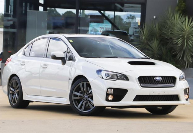 2017 Subaru WRX V1 MY17 Premium Sedan
