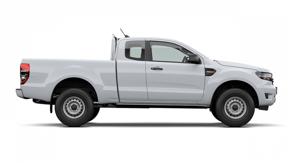 2020 MY21.25 Ford Ranger PX MkIII XL Super Cab Utility Image 3