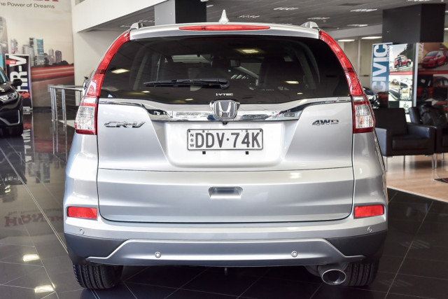 2016 MY17 Honda CR-V RM Series II  VTi-L Suv Image 5