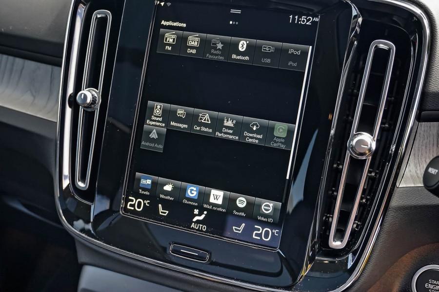 2020 MY21 Volvo XC40 XZ T4 Inscription Suv Image 11