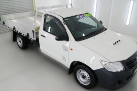 Toyota HiLux Workmate KUN16R MY14