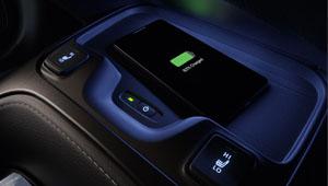 Corolla Wireless charging