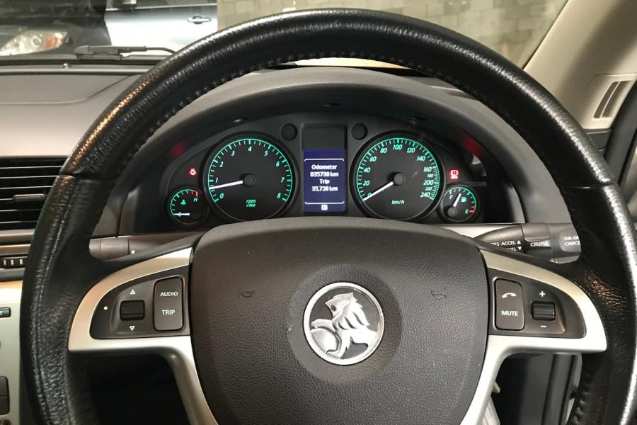 2010 Holden Commodore International