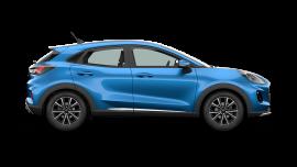2021 MY21.25 Ford Puma JK Puma Wagon image 2