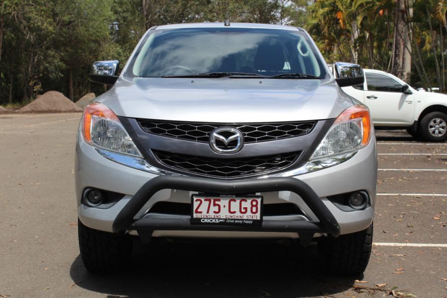 2011 Mazda BT-50 Ute Image 3