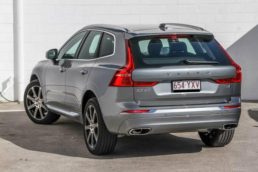 2018 MY19 Volvo XC60 UZ T5 Inscription Suv Mobile Image 5