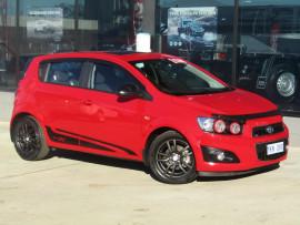 Holden Barina X TM