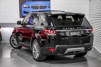 2016 Land Rover Range Rover Sport L494 MY16.5 SDV6 Autobiography Suv Image 2