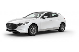 Mazda 3 G20 Pure BP