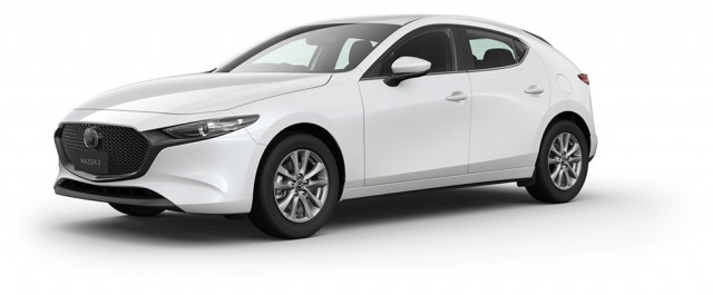2020 MY21 Mazda 3 BP G20 Pure Other Mobile Image 1