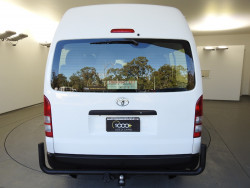 2014 Toyota Hiace KDH223R MY14 Commuter Bus Image 5