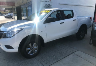 Mazda BT-50 XT UR0YG1 Turbo