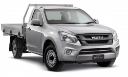 New Isuzu UTE SX Single Cab Chassis Low-Ride 4x2