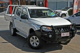 Mitsubishi Triton GLX+ Double Cab MQ MY16