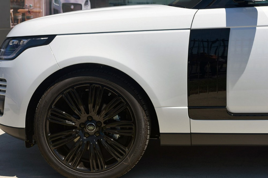 2018 MY19 Land Rover Range Rover L405 Vogue Suv Mobile Image 8