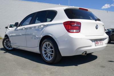 2012 BMW 1 Series F20 116i Hatchback