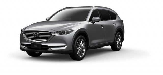 2020 Mazda CX-8 KG Series Asaki Suv Mobile Image 2