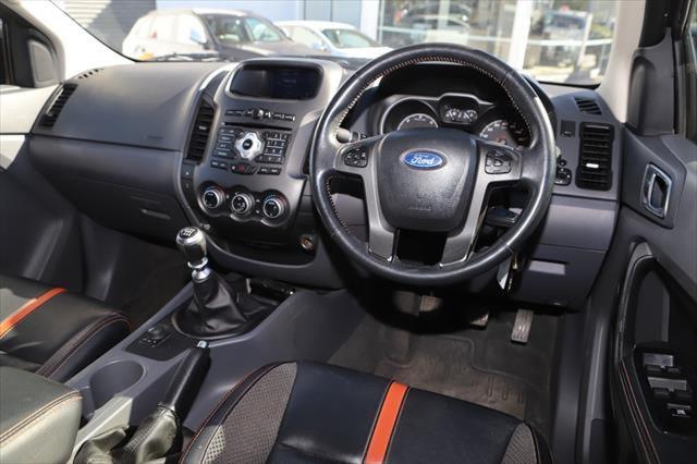 2014 Ford Ranger PX Wildtrak Utility Image 11