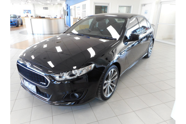 2015 Ford Falcon FG X XR6 Sedan Image 4
