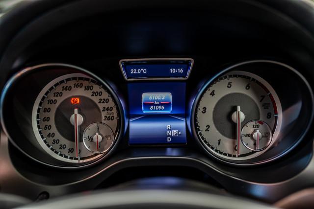2016 MY07 Mercedes-Benz Cla-class Wagon Image 22