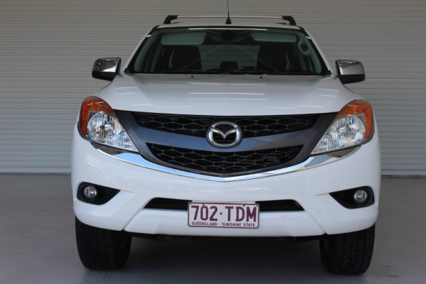 2012 Mazda BT-50 UP0YF1 GT Crew cab Image 3
