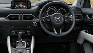 CX-5 Designed with detail in mind