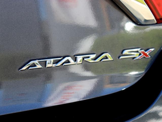 2017 Toyota Camry ASV50R Atara Atara SX Sedan