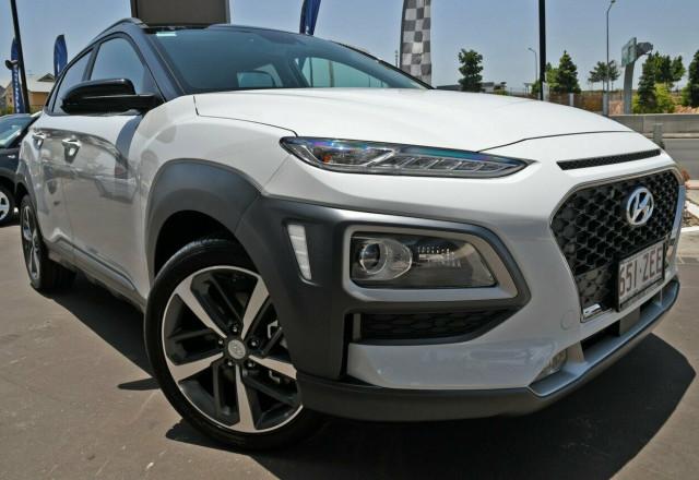 2019 Hyundai Kona OS.2 Highlander Suv