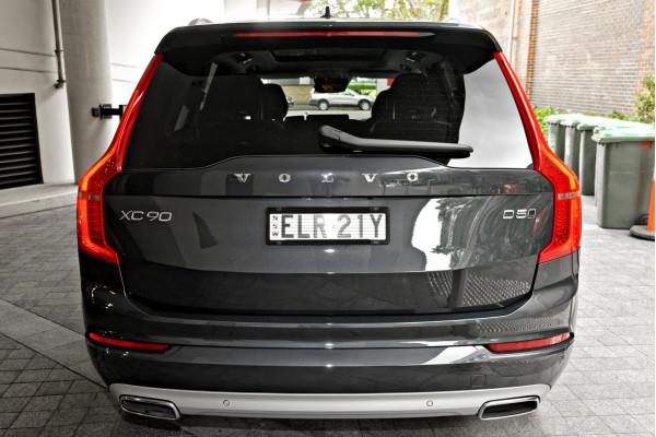 2021 MYon Volvo XC90 L Series D5 Momentum Suv Image 5